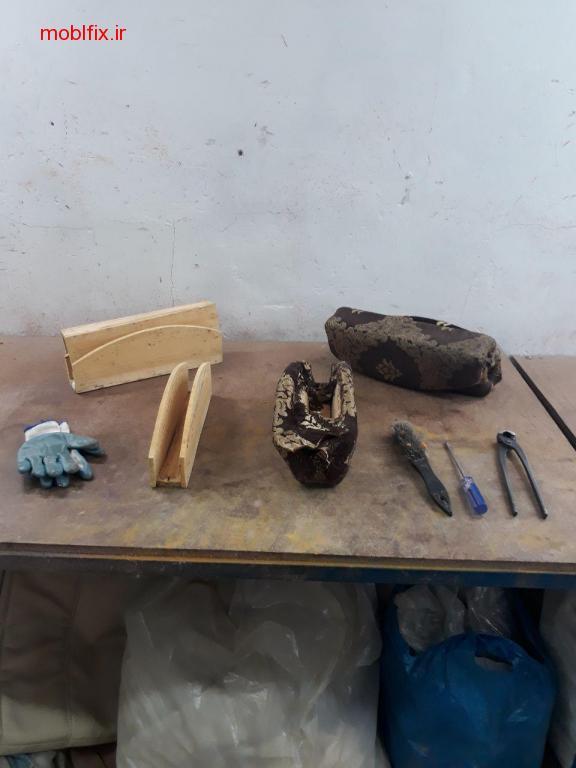تعمیر مبلمان - تعمیر مبل